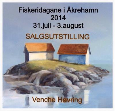 inntrykk Åkrehamn